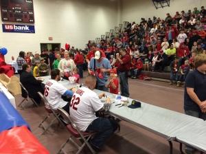 Cardinals Caravan comes to Rolla High School