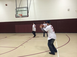 The Cardinals put on a shooting clinic at Rolla High School