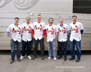 Cardinals Caravan
