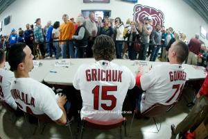 St. Louis Cardinals Caravan visits Springfield, Mo.