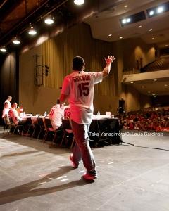 St. Louis Cardinals Caravan visits Joplin, Mo.