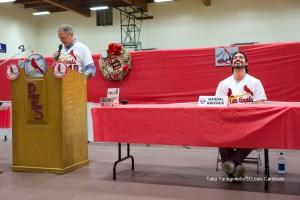 St. Louis Cardinals Caravan visits Rolla, Mo.
