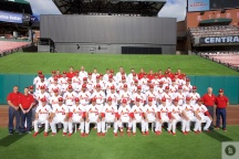 Photo Credits: Scott Rovak, Bill Greenblatt & Taka Yanagimoto/ St. Louis Cardinals