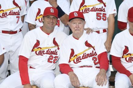 Photo Credits: Scott Rovak, Bill Greenblatt & Taka Yanagimoto/ St. Louis Cardinals